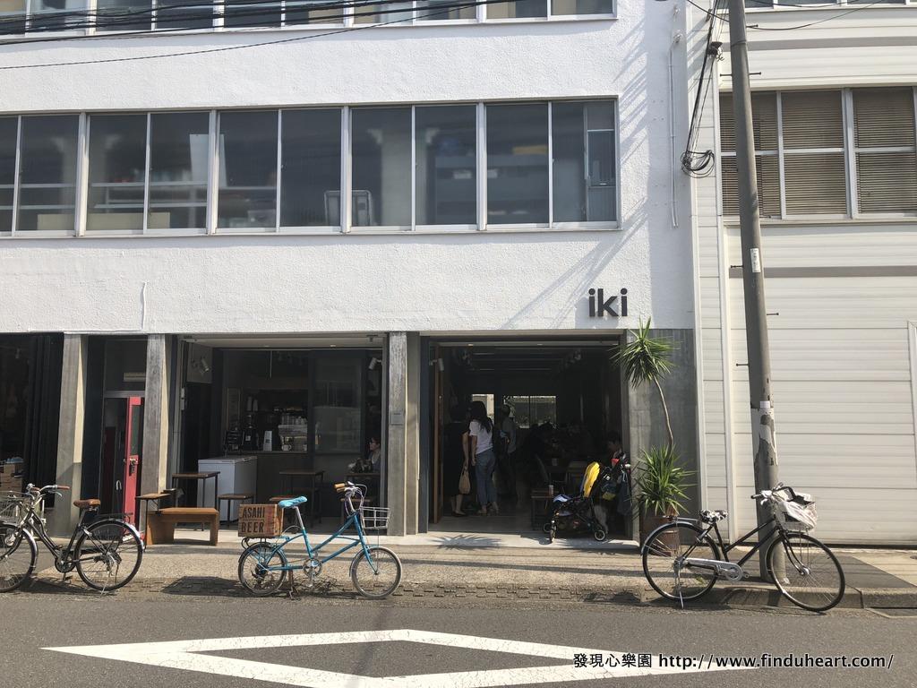 東京清澄白河特色咖啡廳– iki espresso 美味早午餐&手工咖啡
