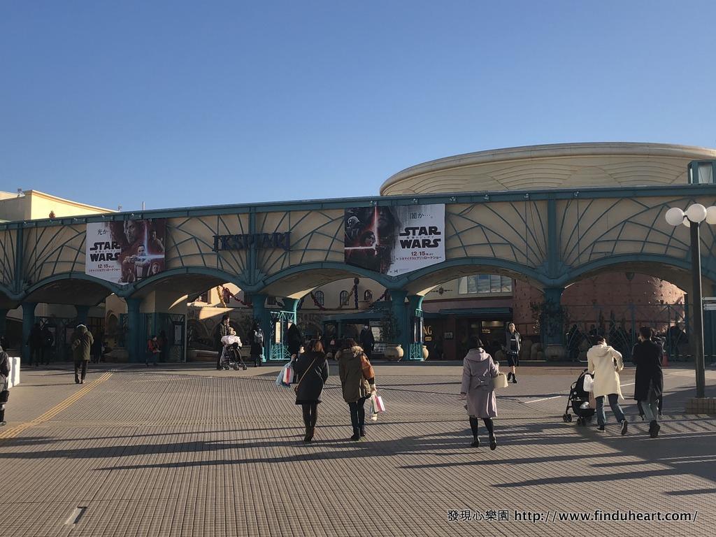 東京迪士尼必逛,日本最大Disney Store迪士尼商店Ikspiaria 伊克斯皮兒莉購物中心