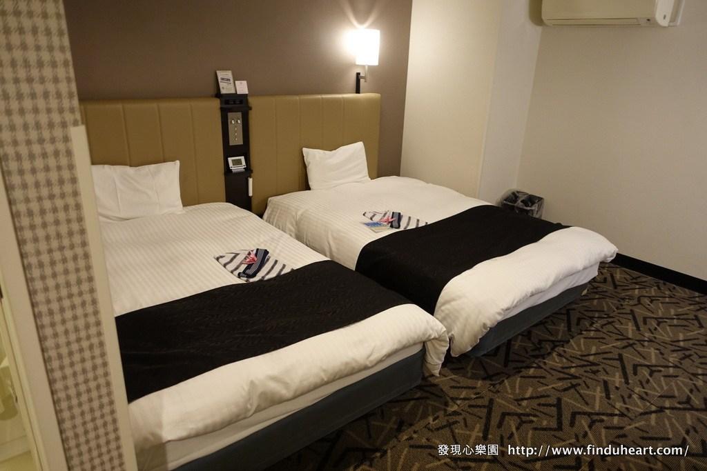 日本 APA Hotel 三人房分店總整理